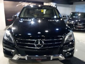 2013 Mercedes Benz M Class for sale