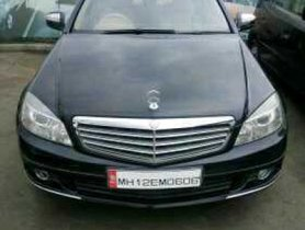 Used Mercedes Benz C Class 2007 car at low price