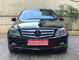 Used 2010 Mercedes Benz C Class for sale
