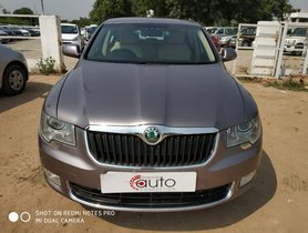 2010 Skoda Superb for sale at low price
