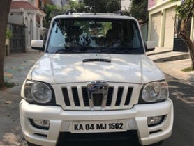 Used Mahindra Scorpio 2009-2014 car at low price