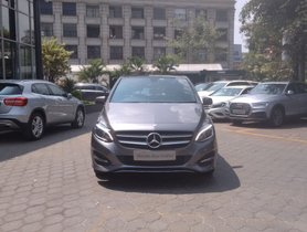 2015 Mercedes Benz B Class for sale at low price