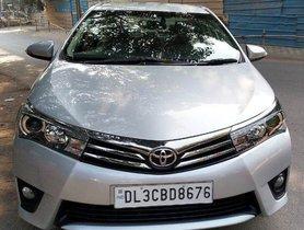 Toyota Corolla Altis GL MT 2015 for sale