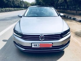 Used Volkswagen Passat car at low price
