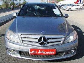 Mercedes-Benz C-Class C250 Avantgarde 2010 for sale