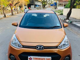 Used Hyundai i10 2016 car at low price