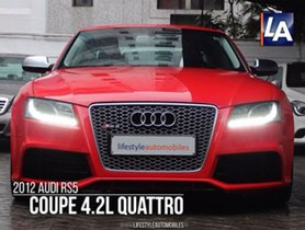 Used 2012 Audi S5 for sale
