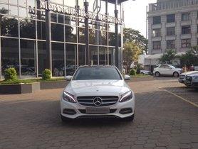 Mercedes Benz C Class C 220 CDI Avantgarde 2015 for sale