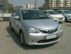 Toyota Platinum Etios GD 2015 for sale