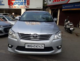 Toyota Innova 2.5 V Diesel 8-seater 2012 for sale