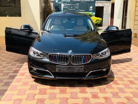 Used BMW 3 Series GT Luxury Line 2016 for sale