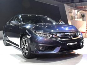 All-New Honda Civic Prices Could Be Same for Petrol and Diesel Variants