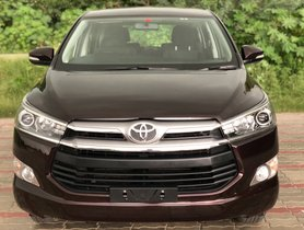 2016 Toyota Innova Crysta for sale