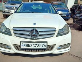 Mercedes-Benz C-Class 220 CDI AT 2013 for sale