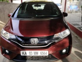 Honda Jazz V CVT 2015 for sale