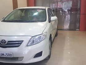 Used Toyota Corolla Altis car 2011 for sale at low price