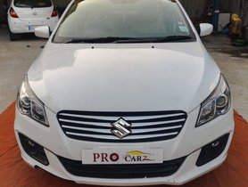 Used 2017 Maruti Suzuki Ciaz for sale