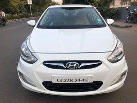 Hyundai Verna 1.6 SX CRDI (O) AT 2012 for sale