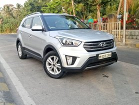 Hyundai Creta 1.6 Gamma SX Plus 2016 for sale