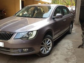 Used 2014 Skoda Superb for sale