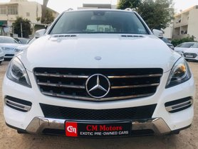 2014 Mercedes Benz M Class for sale at low price