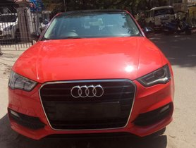 Used Audi A3 car 2016 for sale at low price