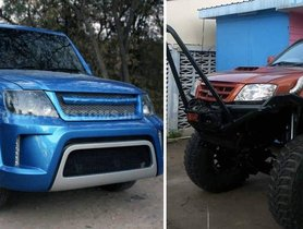 Here are 5 amazing Tata Sumo and Tata Xenon modifications from across the globe