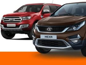 Here are the Details of Some Great Discounts on SUVs in India