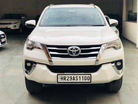 Toyota Fortuner 2.8 4WD MT 2018 for sale