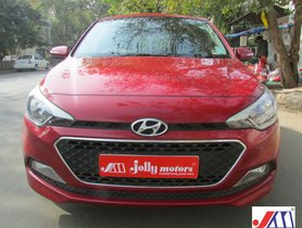 Hyundai Elite i20 1.4 Sportz 2016 for sale