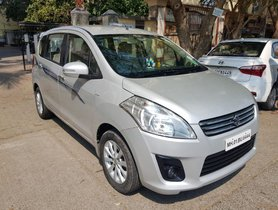 Maruti Suzuki Ertiga VXI CNG 2014 for sale
