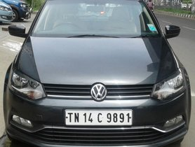 Volkswagen Polo 1.5 TDI Highline 2015 for sale