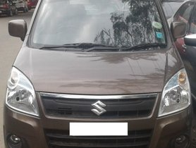 Maruti Wagon R VXI AMT1.2 2015 for sale