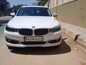 BMW 3 Series GT Luxury Line 2018 for sale
