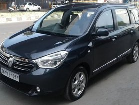 Used Renault Lodgy 85PS RxZ 2015 for sale