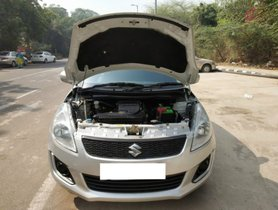 Maruti Suzuki Swift LXI 2016 for sale