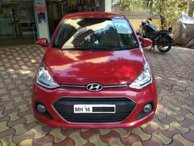 Hyundai Xcent 1.2 Kappa AT SX Option 2015 for sale