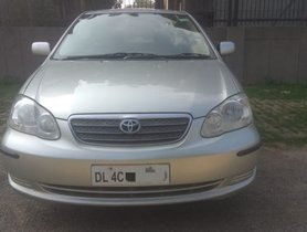 Used Toyota Corolla car 2008 for sale at low price
