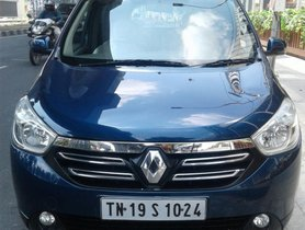 Renault Lodgy 110PS RxZ 8 Seater 2015 for sale