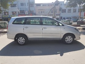 Toyota Innova 2.5 VX 7 STR BSIV 2009 for sale