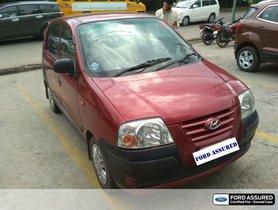 2010 Hyundai Santro Xing for sale at low price