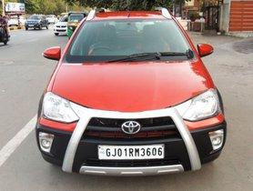 Toyota Etios Cross 2015 for sale