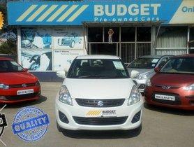 2012 Maruti Suzuki Dzire for sale at low price