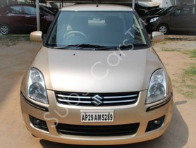 Used Maruti Suzuki Dzire car 2010 for sale at low price