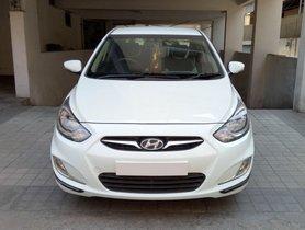 Hyundai Verna 1.4 EX 2012 for sale