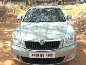 Used Skoda Laura car 2010 for sale at low price