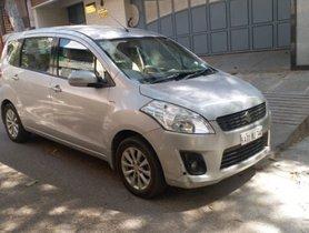 Used Maruti Suzuki Ertiga 2012 car at low price