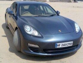 Used Porsche Panamera 2019 car at low price