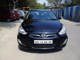 Used Hyundai Verna 2011 car at low price