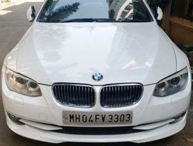 BMW 3 Series 330d Convertible 2013 for sale
